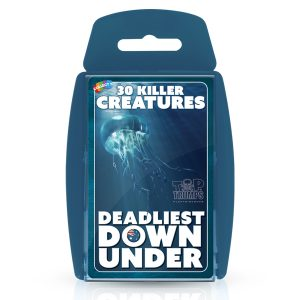 Deadliest Down Under Top Trumps