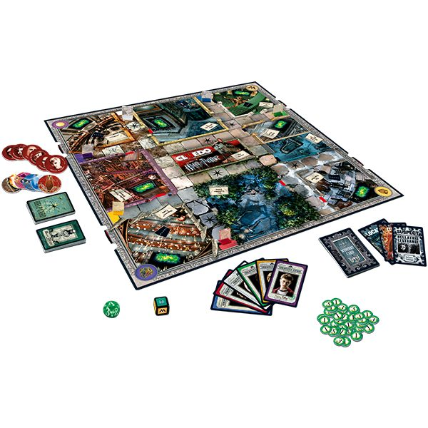 how to win at harry potter cluedo