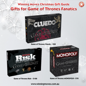 2017 gift guide winning moves customised games for Game of thrones christmas gifts 2016