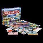 Wellington Monopoly gameplay