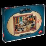 Harry Potter Hogwarts puzzle