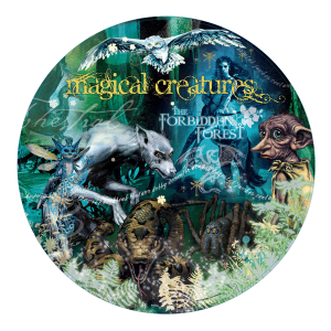 Magical Creatures puzzle
