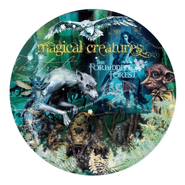 Magical Creatures puzzle