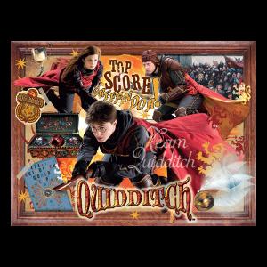 Quidditch puzzle