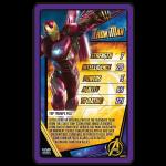 Avengers Infinity War Top Trumps