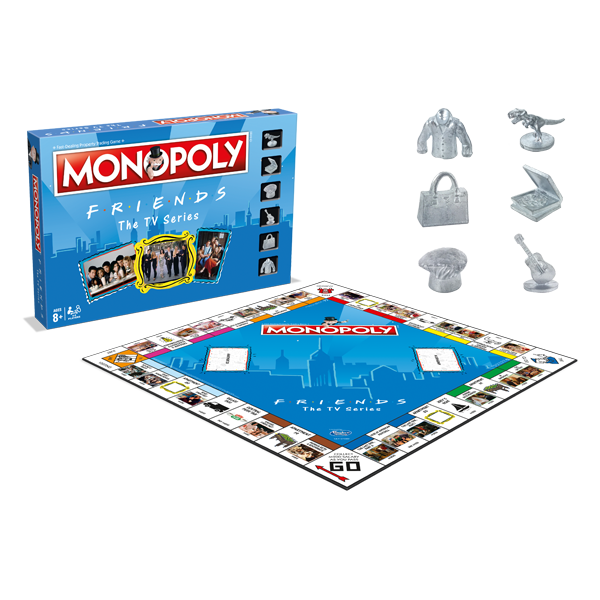 Friends Monopoly