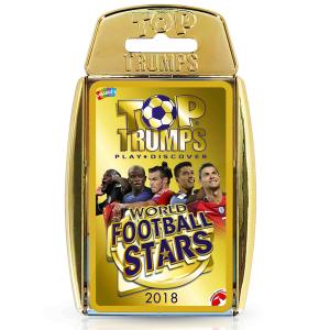 World Football Stars Top Trumps