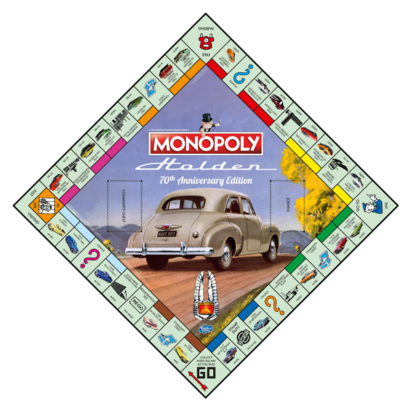 Holden Monopoly