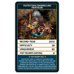 Guinness World Records Top Trumps
