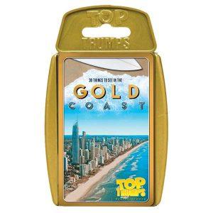 Gold Coast Top Trumps