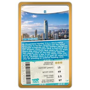 Gold Coast Top Trumps
