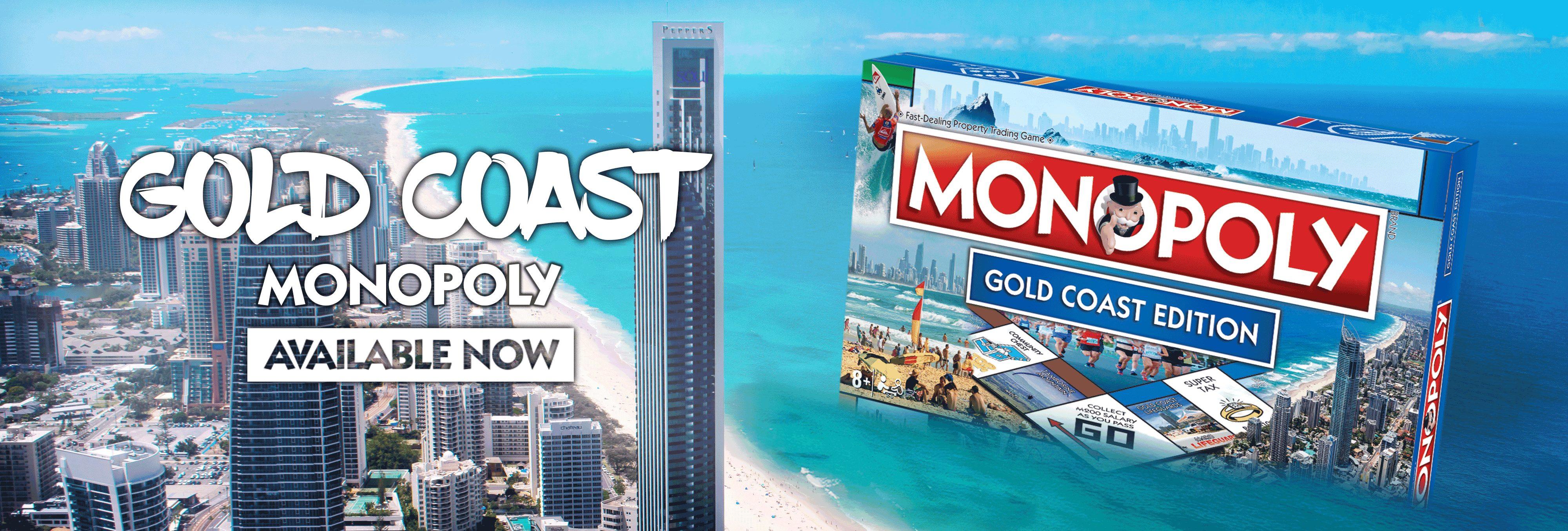 Gold Coast Monopoly