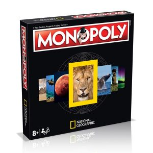 National Geographic Monopoly