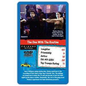 Friends Top Trumps