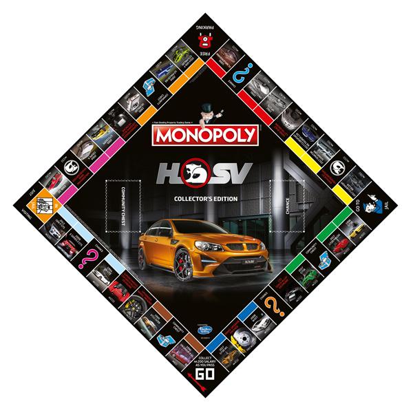 HSV Monopoly