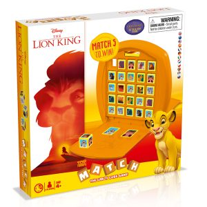 Lion King Match