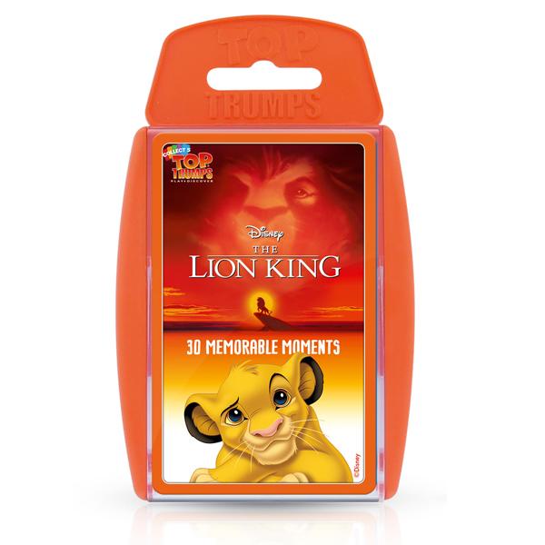 Lion King Top Trumps
