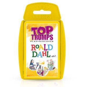 Roald Dahl Volume 1 Top Trumps