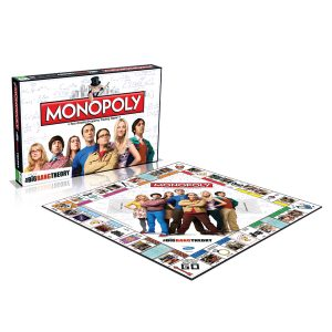 Big Bang Theory Monopoly