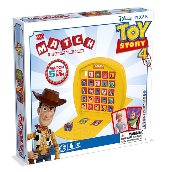 Toy Story 4 Match