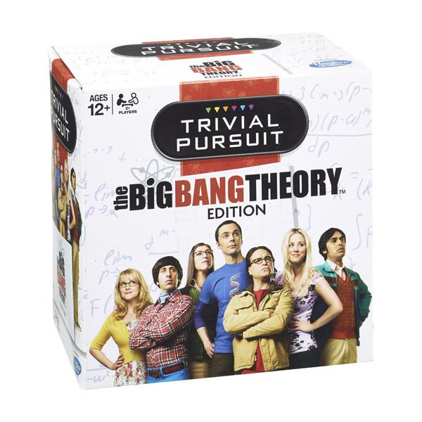 The Big Bang Theory Trivial Pursuit