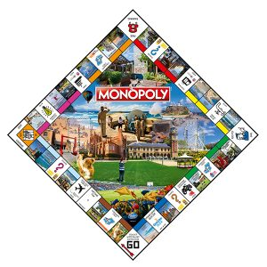 Newcastle Monopoly