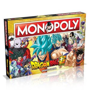 Dragon Ball Super Monopoly