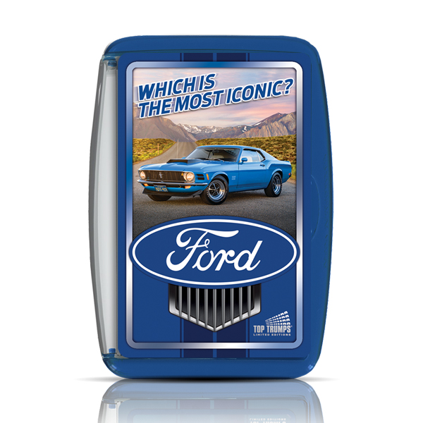 Ford Top Trumps