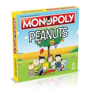Peanuts Monopoly