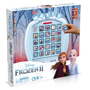 Frozen II Match