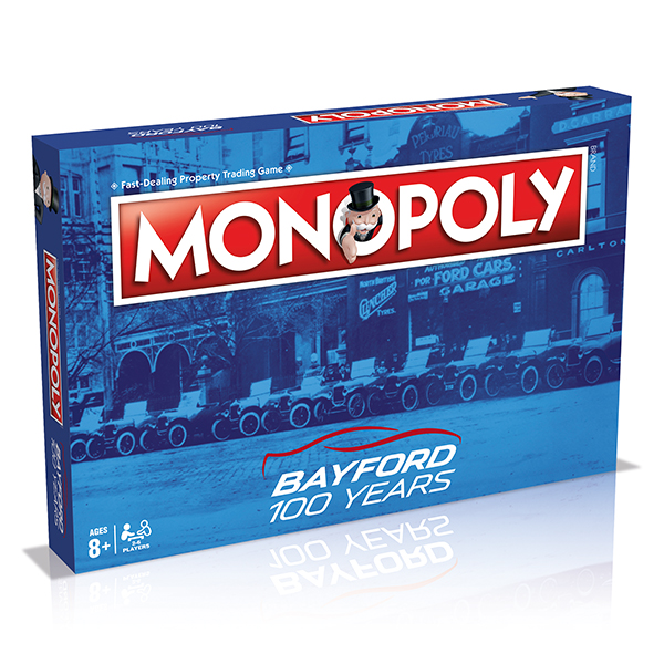 Bayford Group Monopoly