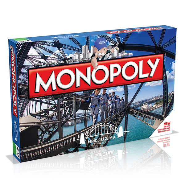 BridgeClimb Monopoly