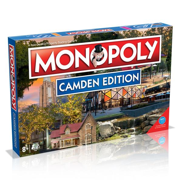 Camden Monopoly