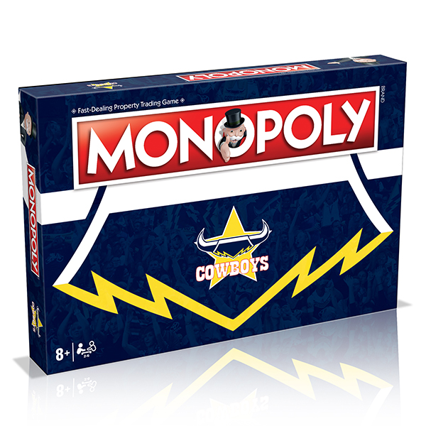 North Queensland Cowboys Monopoly