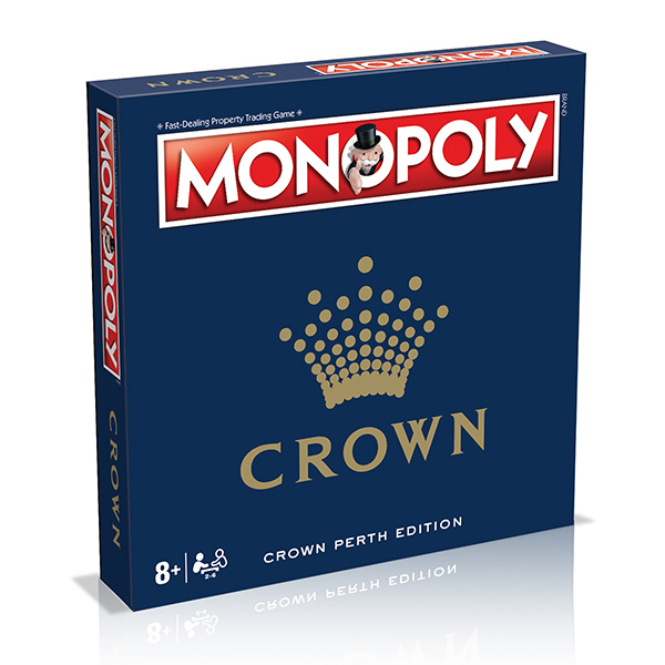 Crown Perth Monopoly