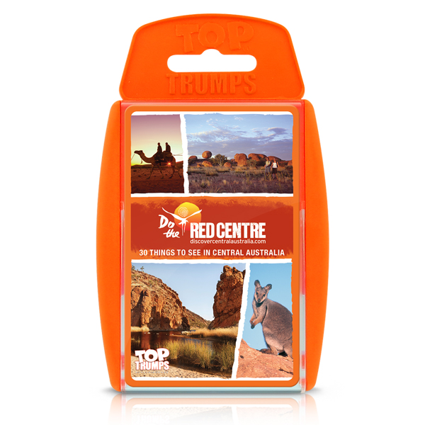 Do The Red Centre Top Trumps