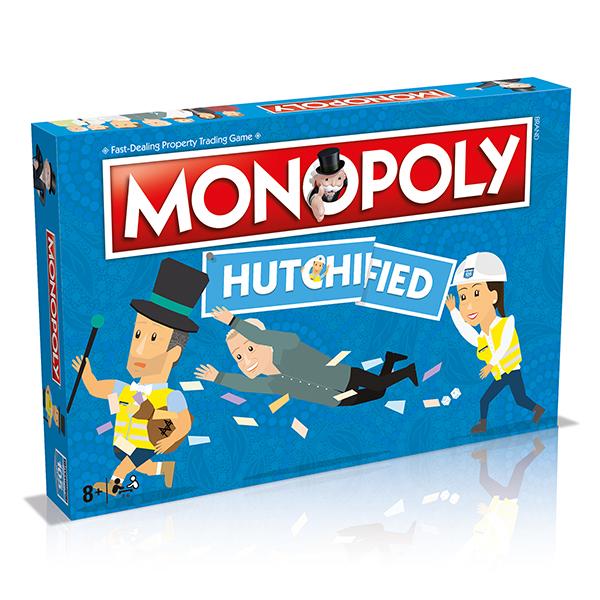 Hutchinson Builders Monopoly