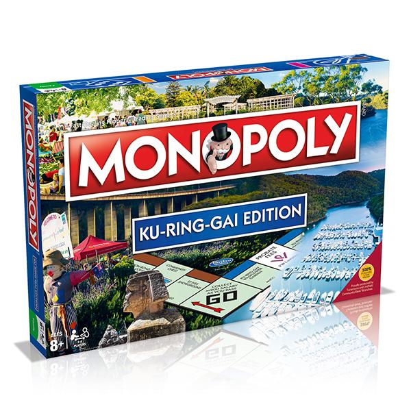 Ku-ring-gai Monopoly