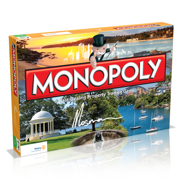 Mosman Monopoly