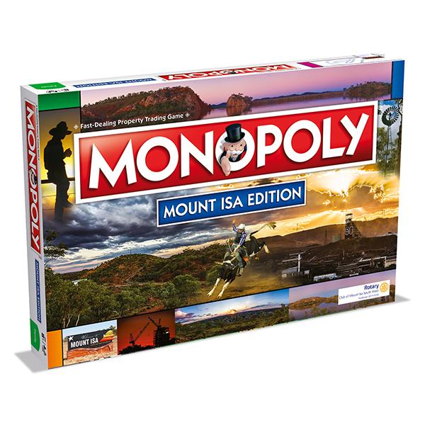 Mount Isa Monopoly