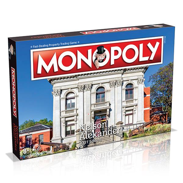 Nelson Alexander 3031 Monopoly