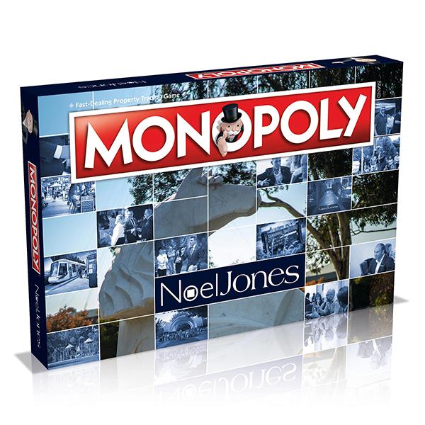 Noel Jones Monopoly