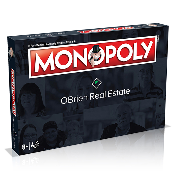 OBrien Real Estate Monopoly