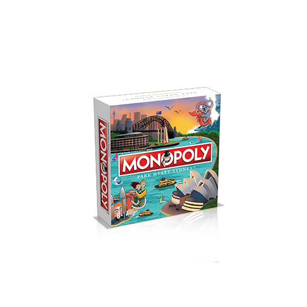 Park Hyatt Travel Monopoly