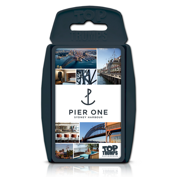 Pier One Top Trumps