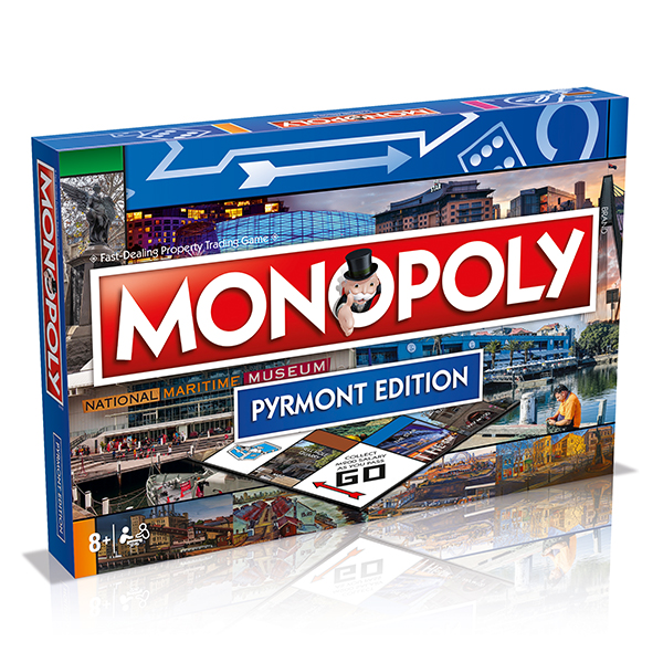 Pyrmont Monopoly