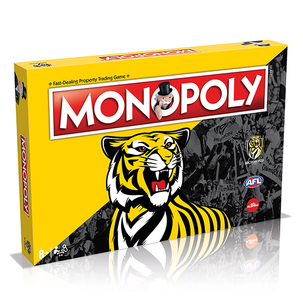 Richmond Tigers Monopoly