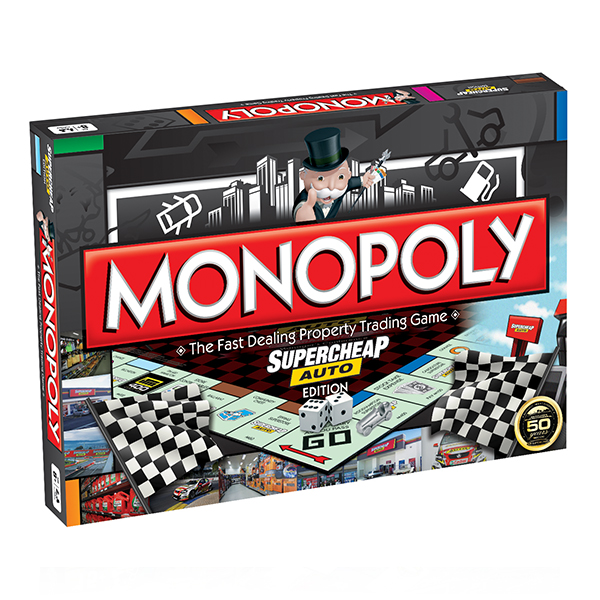 Supercheap Auto Monopoly