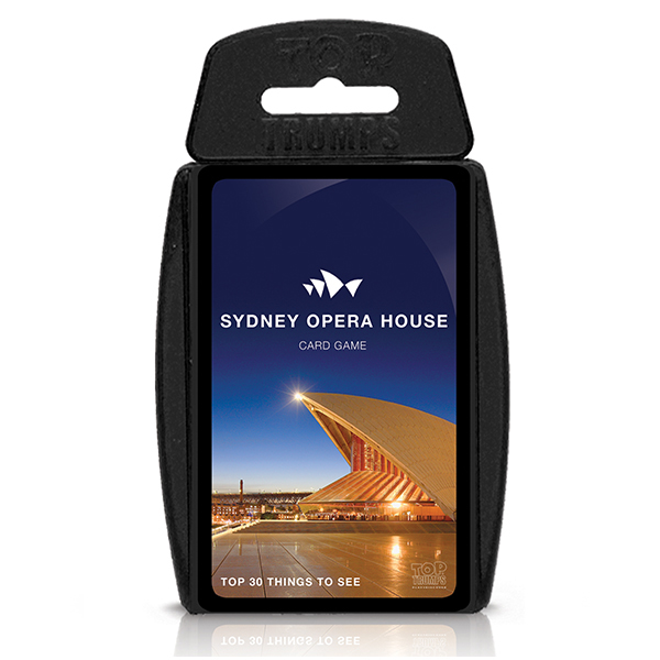 Sydney Opera House Top Trumps