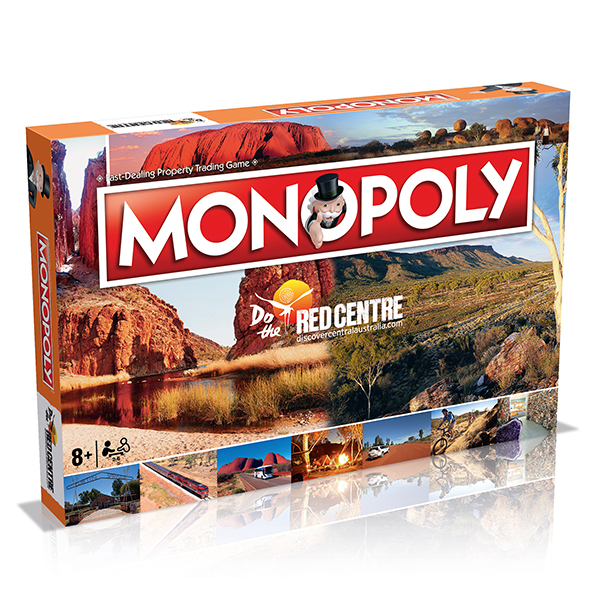Do The Red Centre Monopoly